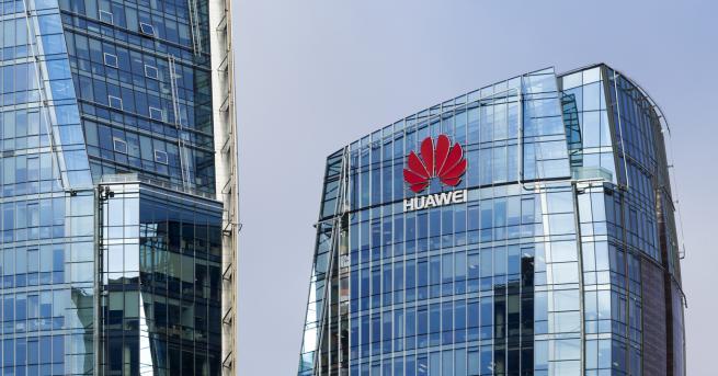 Китайският телекомуникационен гигант Huawei заяви готовност да инвестира 3,1 млрд.