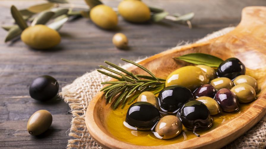 Гозба от ... маслини