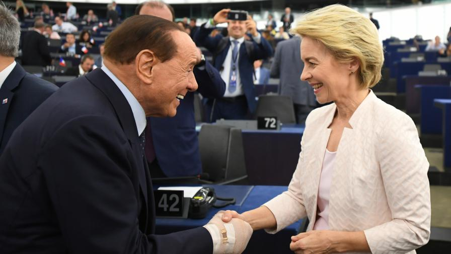 Урсула фон дер Лайен е новият ръководител на...