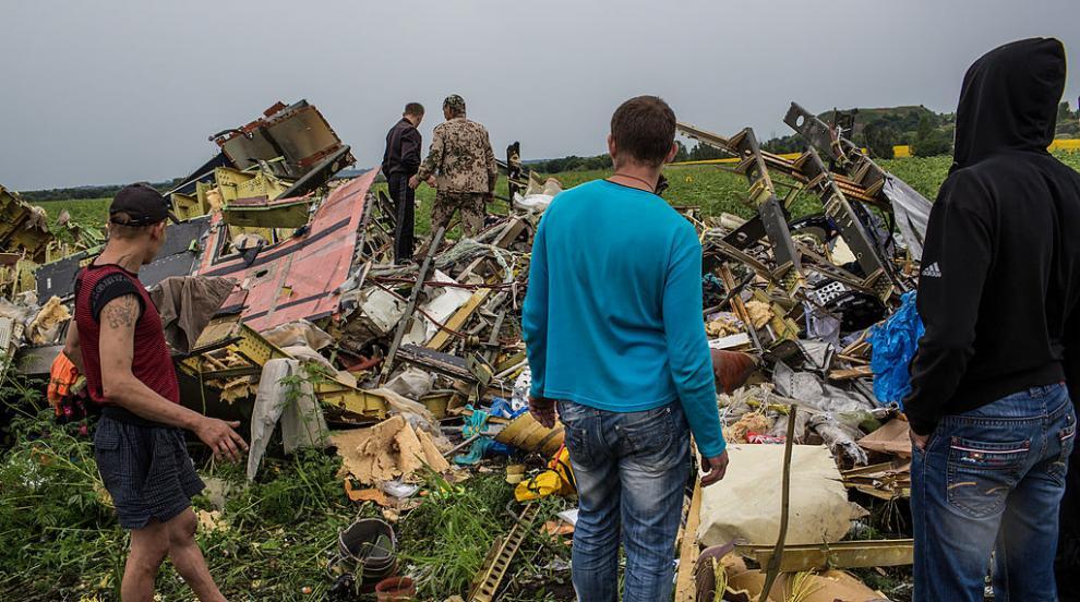 5 години след свалянето на малайзийския самолет над Източна Украйна