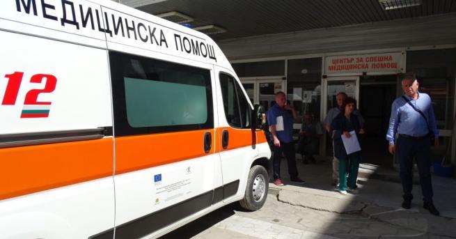 Раненото след битов скандал момиче в град Глоджево, област Русе,