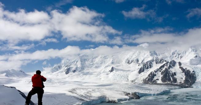 Как да се води борба с изтъняването на леда в
