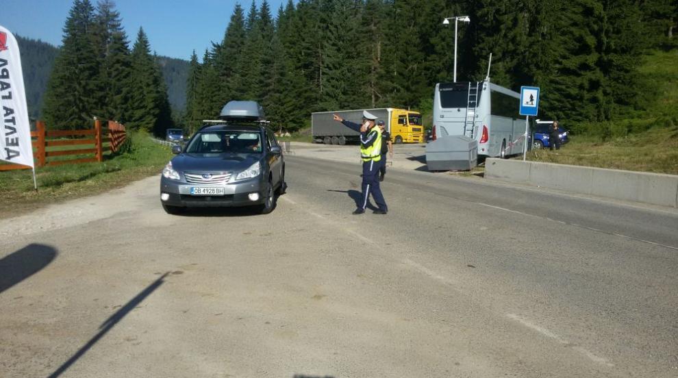 Драконовски мерки за сигурност в района на събора на Рожен (СНИМКИ)
