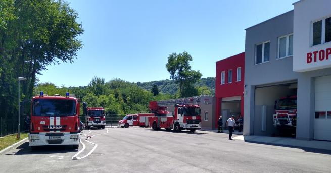 10 % повече за пожарникаритеБългарските пожарникари ще получат 10% увеличение
