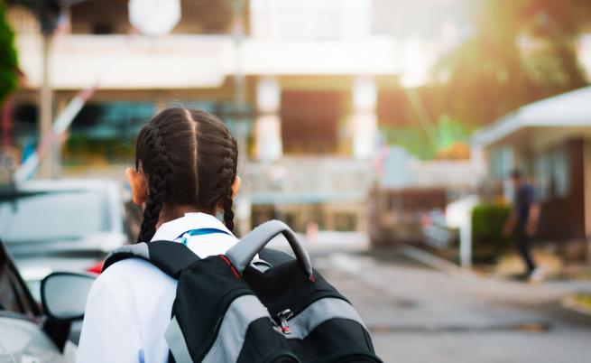 Виетнамски ученици рискуват живота си, за да ходят на училище