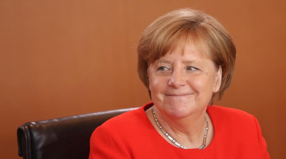 Меркел мечтаела като гражданка на ГДР да посети Скалистите планини и да...