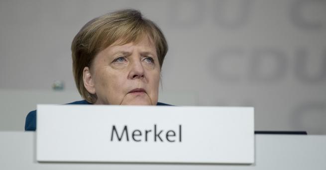 Канцлерът на Германия Ангела Меркел замина днес на 3-дневна африканска