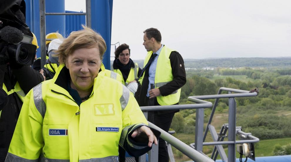Меркел: Стратегическата роля на Арктика нараства заради климатичните...