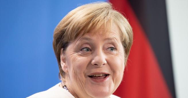 Германският канцлер Ангела Меркел предложи близко сътрудничество и приятелство на
