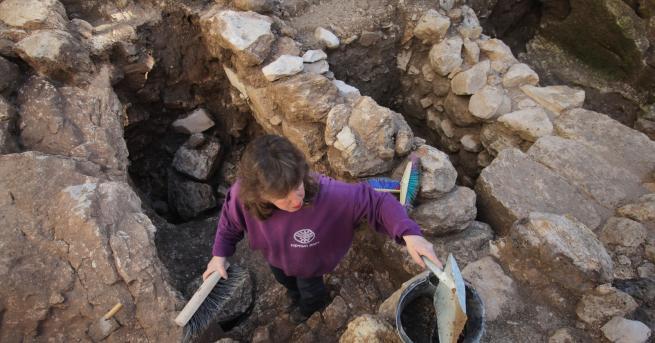 Любопитно Археолози твърдят, че са открили мястото, където е роден