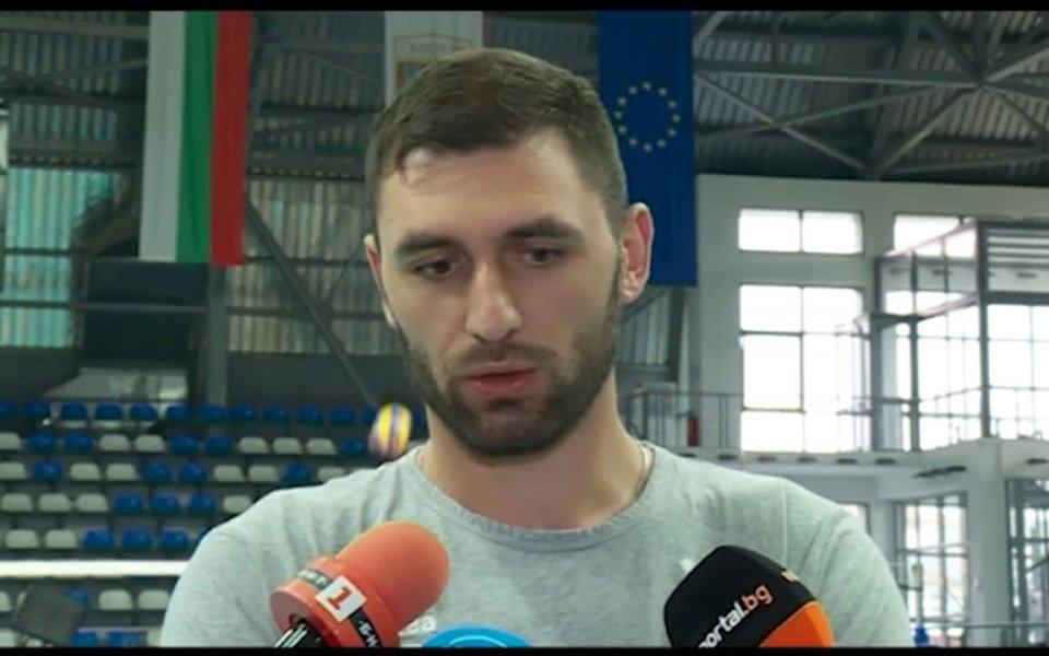 Отложиха мач на тима на Цветан Соколов