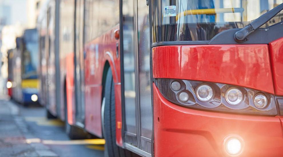 Автобус блъсна пешеходец в Русе