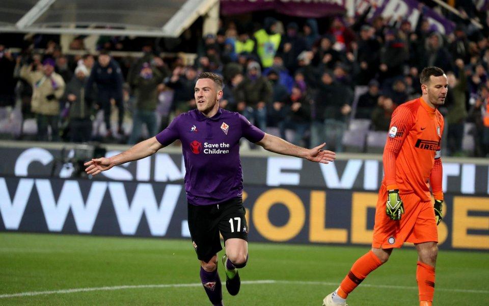 Ръководството на Рома официално оповести пристигането на халфа Жордан Верету