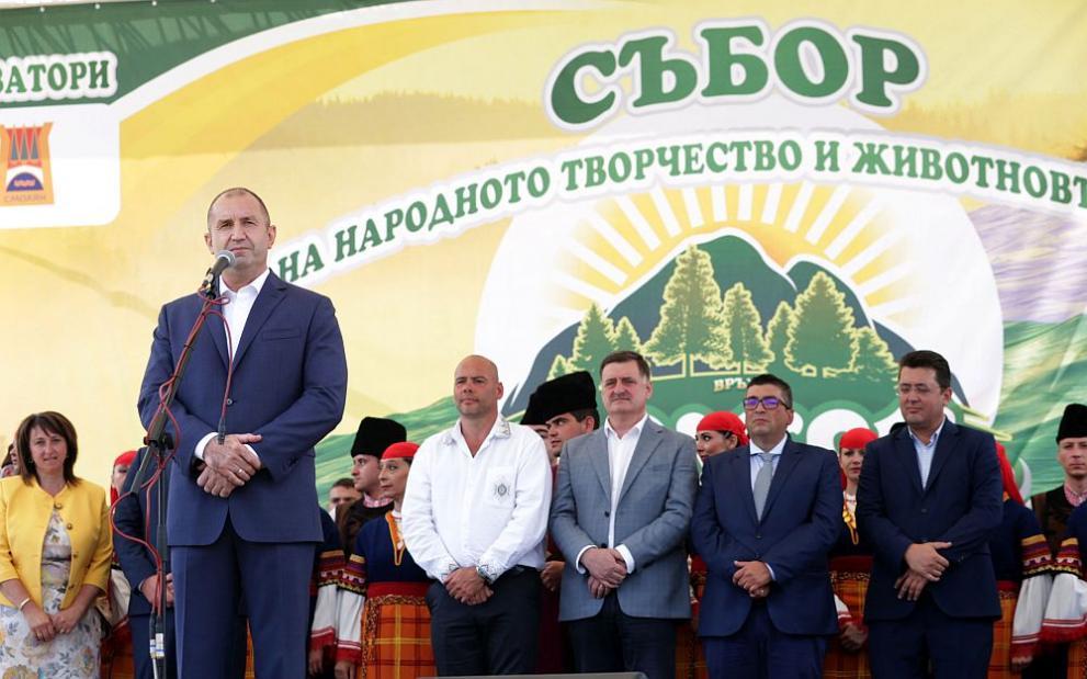 Събор в Рожен