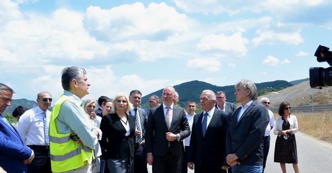 Магистрала ще свързва София с Белград до края на 2021
