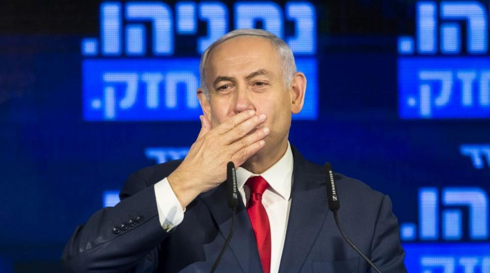 Нетаняху спечели изборите в Израел с минимална...