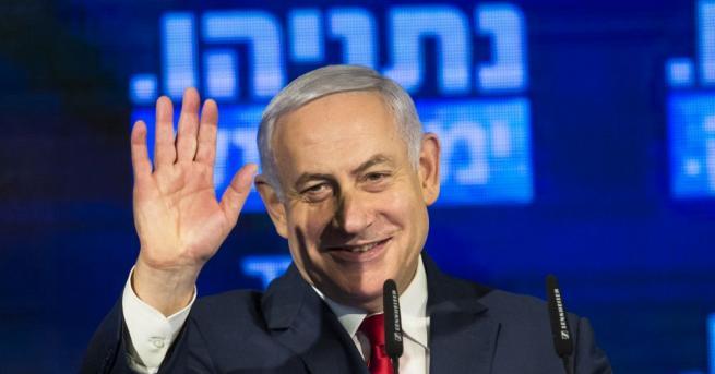 Най-дълго управлявалият министър-председател на ИзраелБенямин Нетаняху бетонира статута си на