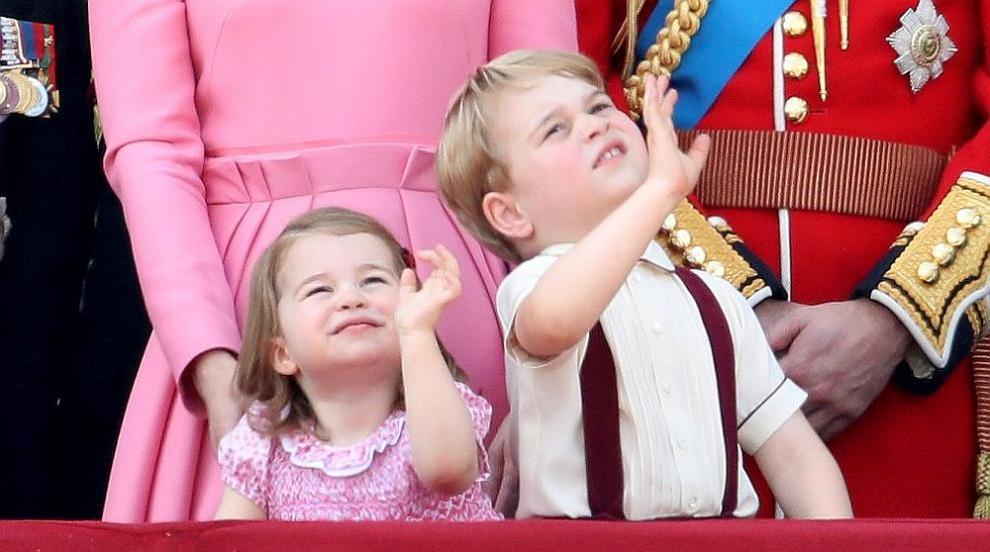 Правилата, които кралските деца задължително трябва да спазват (ВИДЕО)