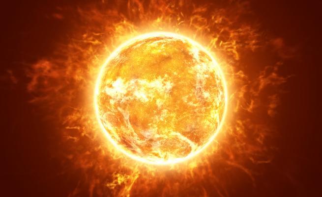 UY Scuti – звездата, която е 1700 пъти по-голяма от Слънцето