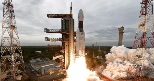 Космическата мисия ''Чандраян-2