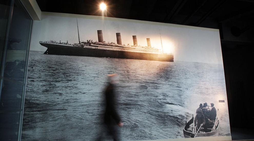 """Най-скъпият артефакт от """"Титаник"""" ще бъде изложен пред публика (СНИМКИ)"""