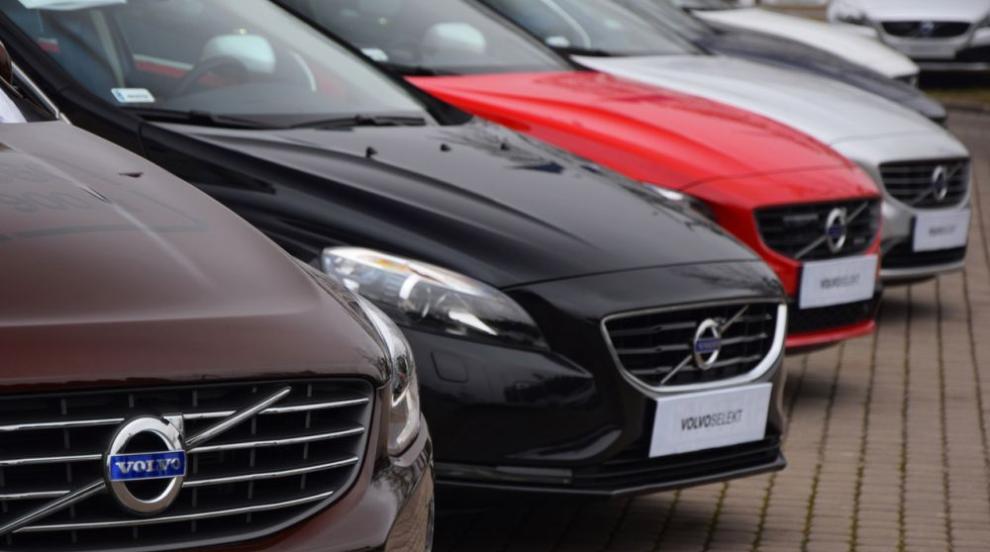 Дефект: Volvo изтегля над 500 000 автомобила в света