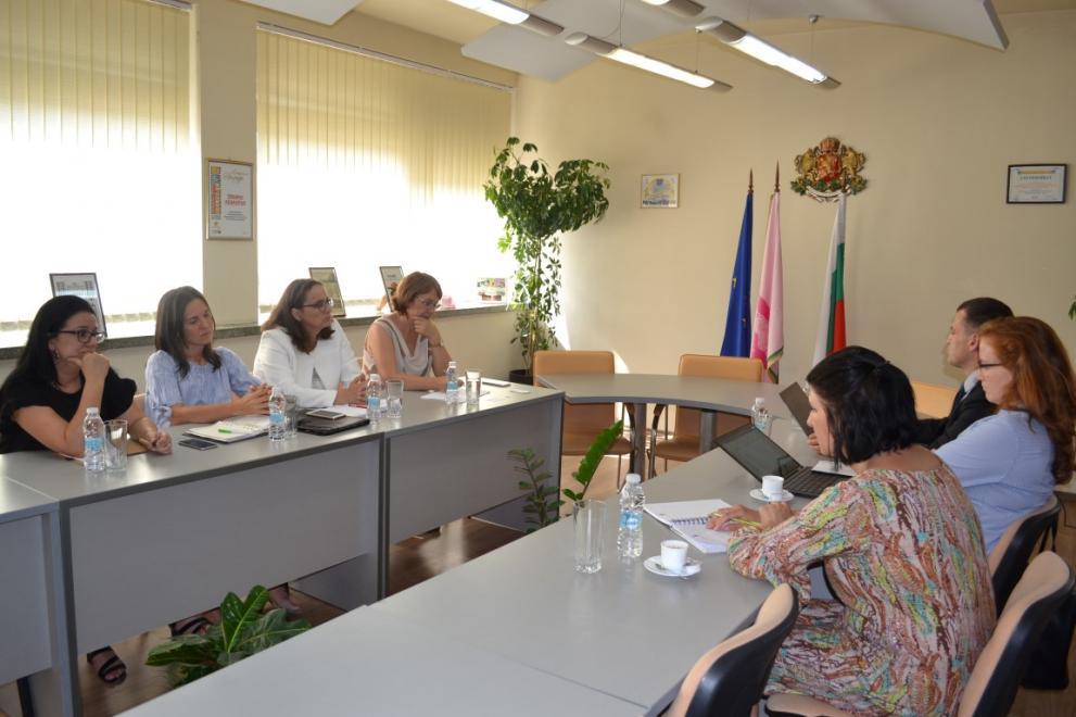9e58867266c В Казанлък обсъдиха новия програмен период на ЕС - Ст. Загора ...