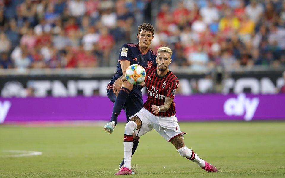 Байерн подчини и Милан в лятната подготовка
