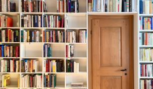 <p><strong>Хитри начини </strong>да намерите място на книгите у дома</p>
