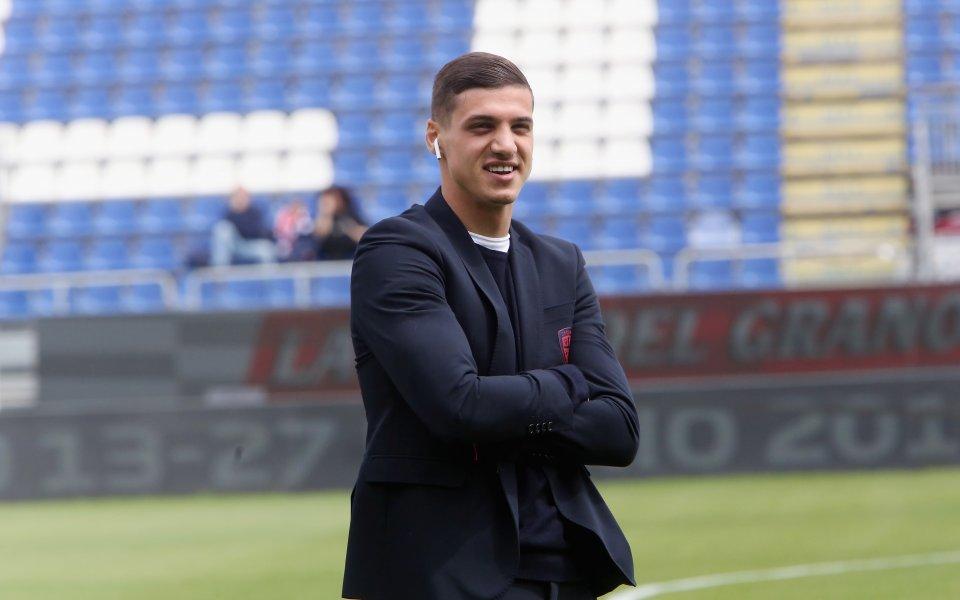 Десподов: Не съществуваше вариант да се върна в ЦСКА