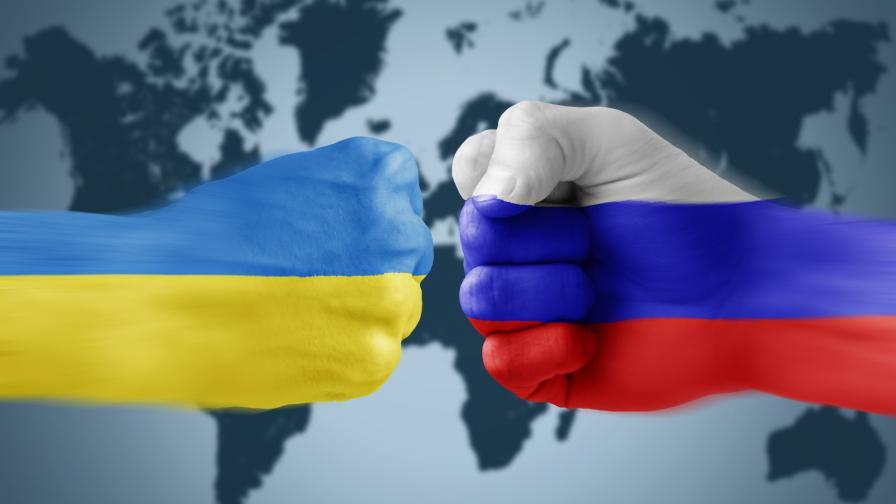 <p>Москва: САЩ и НАТО превръщат Украйна в &bdquo;буре с барут&rdquo;</p>