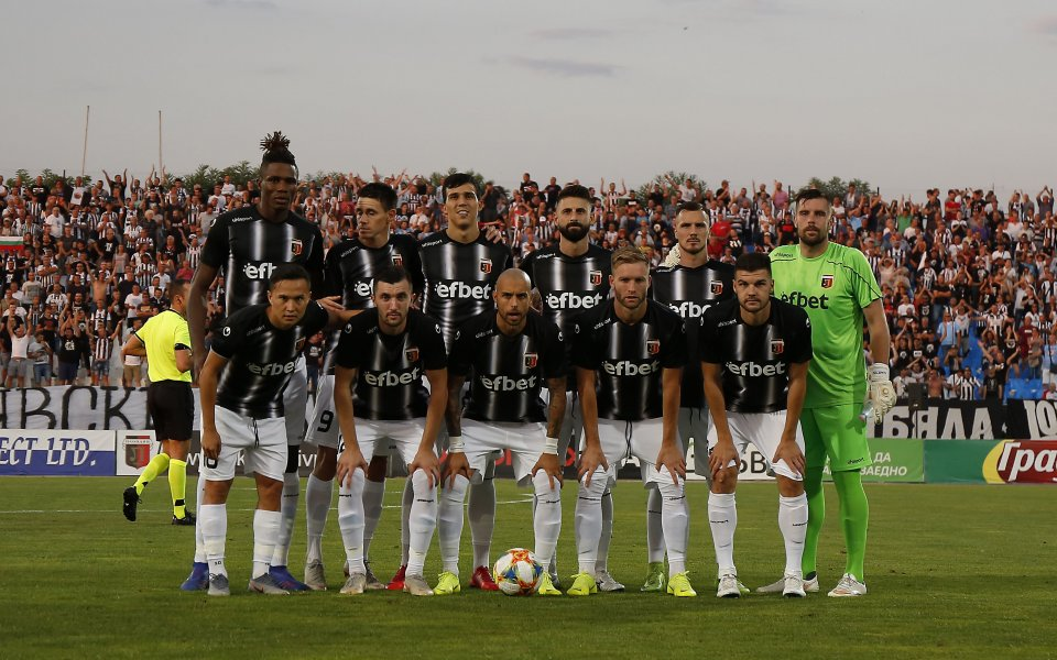 Локомотив Пд ще играе плейоф за влизане в Лига Европа