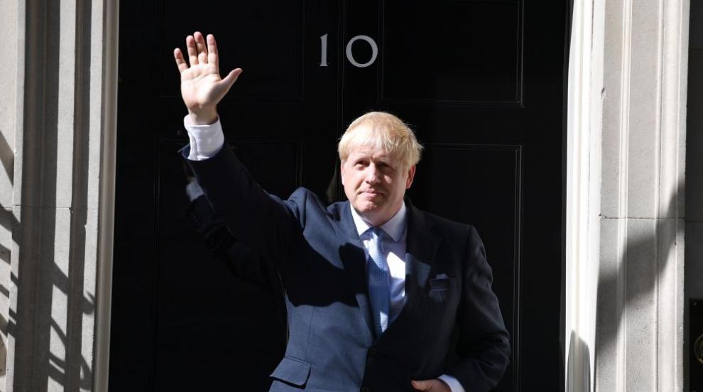 Коронавирусът е увредил зрението на Борис Джонсън