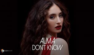 "Закачка между ALMA и Monoir ражда заглавието на ""Don't Know"""