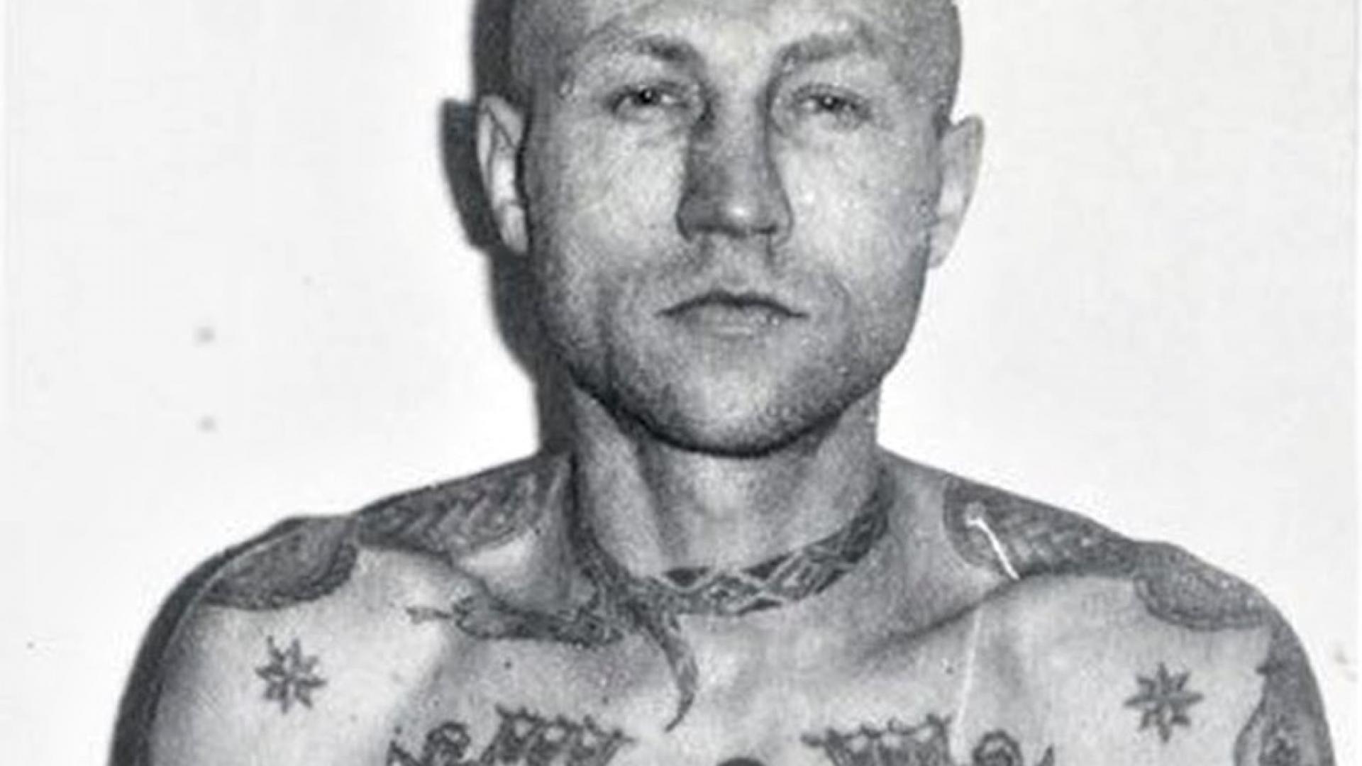 Скритите послания зад татуировките на руските затворници