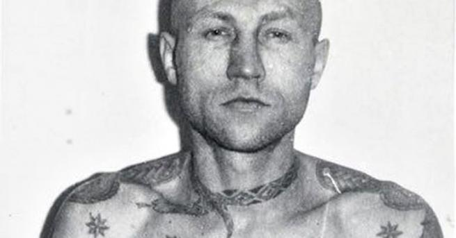 Любопитно Скритите послания зад татуировките на руските затворници 180 снимки