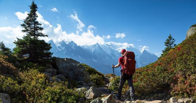 Снимка: Планински спасители откриха един от двамата изгубили се туристи в Пирин