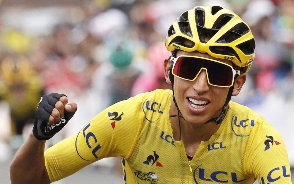 Колумбиец спечели Тур дьо Франс