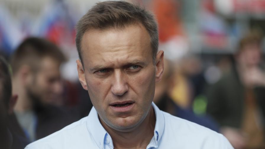 Организацията за забрана на химическите оръжия потвърди, че Навални е отровен с новичок
