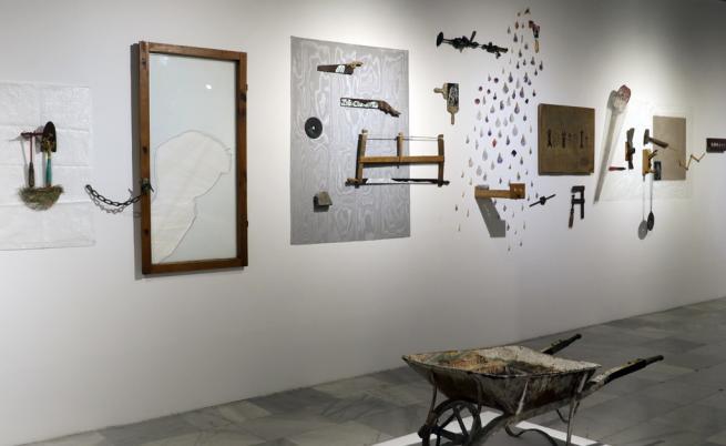 Изложба на номинираните художници за наградата за съвременно изкуство БАЗА