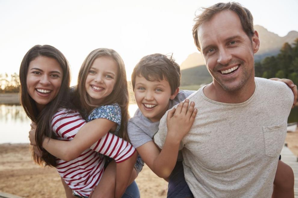Хората с деца са по-доволни, бездетните имат по-щастлива връзка ...