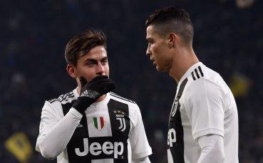 Дибала: Трудно е да избера между Меси и Роналдо