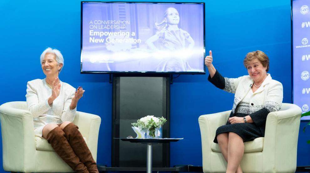 Кристалина Георгиева - жената, номинирана от ЕС да оглави МФВ