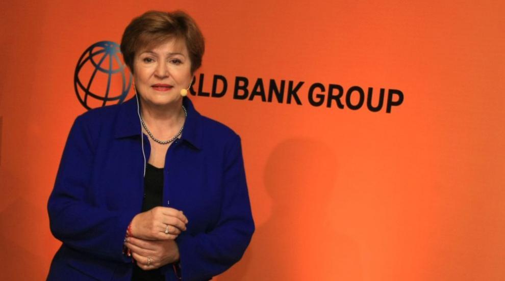 МВФ ще премахва възрастовото ограничение заради Кристалина Георгиева