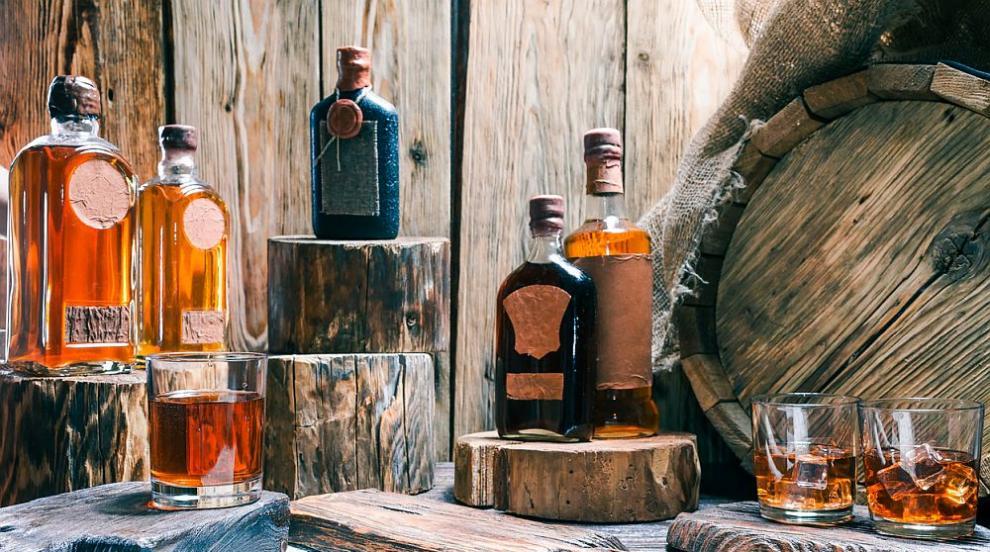 Бутилка уиски от 19-и век беше продадена на търг за 23 000 евро