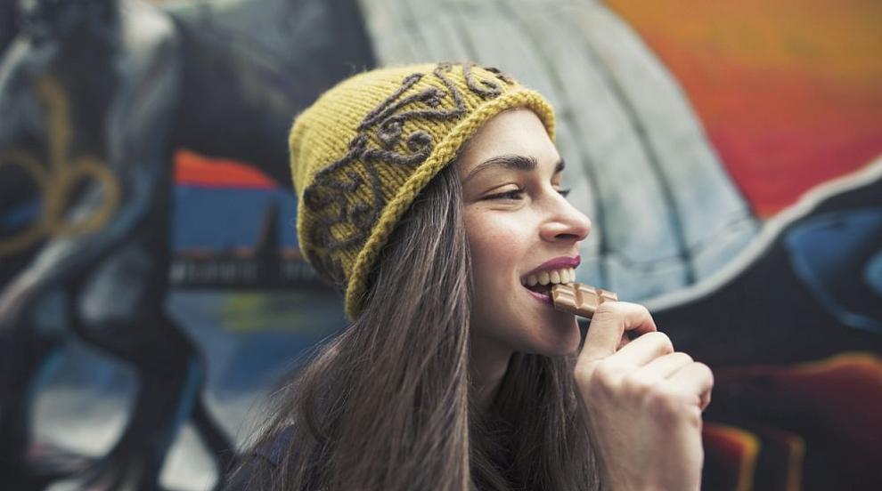 Натуралният шоколад предотвратява депресия