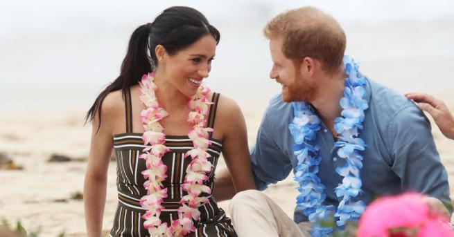 """Принц Хари обича да си прави педикюр, съобщава """"Контакт мюзик""""."""