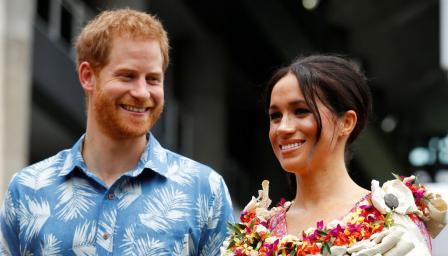 Меган и Хари отведоха Арчи в Африка