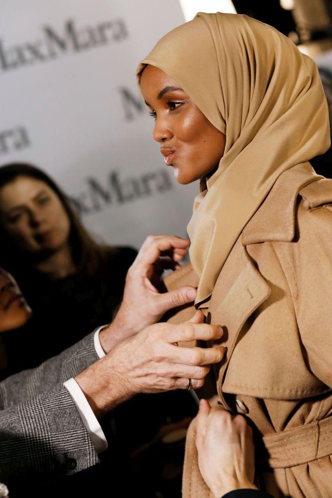 Халима Аден е американски модел, който пише история в модния свят.