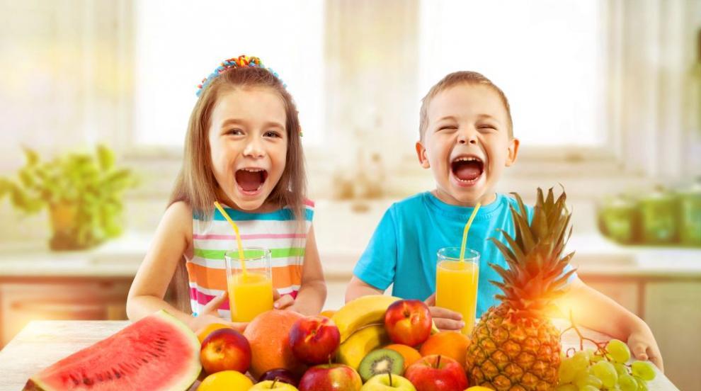 Знаят ли родителите как да хранят децата си здравословно